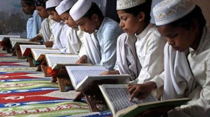 madrasas, up board, ncert, up govt