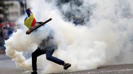 Venezuelan opposition announces new anti-Maduro strike