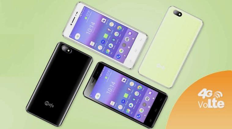 Smartphones, iVoomi, Mafe, Tecno, Micromax, Intex, Xiaomi, Samsung, OPPO, Vivo, OnePlus, Android, India