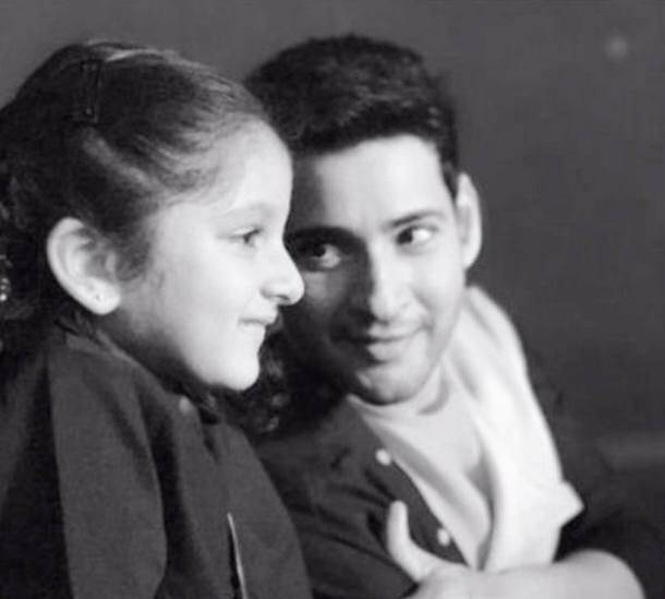 As Mahesh Babu celebrates his daughter's birthday today, here's a look at their father-daughter moments