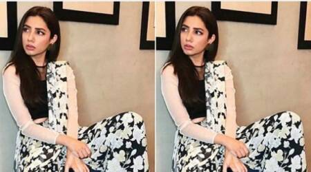 Pak actor Mahira Khan totally rocks this outfit from Sonam and Rhea Kapoor's fashionline