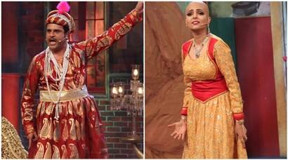 The Drama Company: Krushna Abhishek and a bald Sugandha revive Mughal-E-Azam for first episode