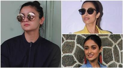 Alia Bhatt, Malaika Arora and Ileana D'Cruz paint the town red