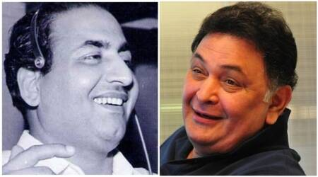Rishi Kapoor: Thank you Mohammed Rafi for being my voice