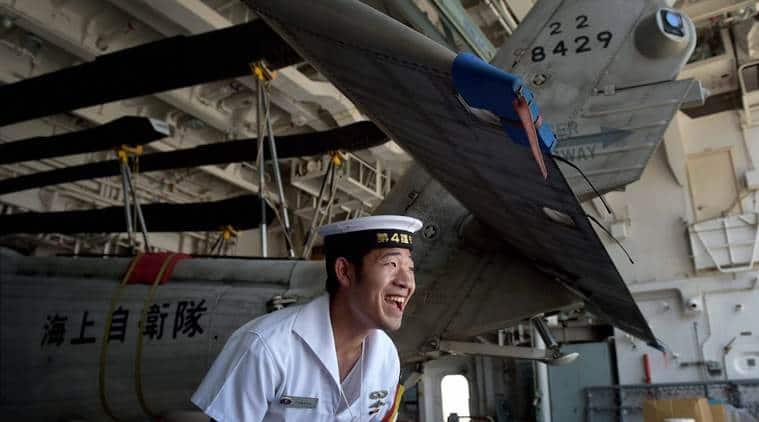 malabar navy exercise, malabar 2017, malabar navy drill, china malabar, india us japan defence, trilateral agreement, ins vikramaditya, indian navy