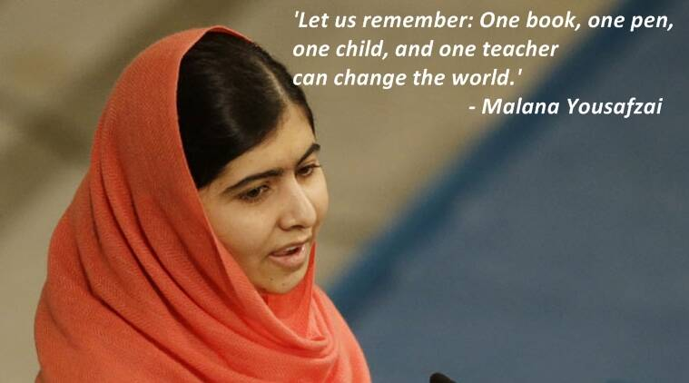 Today July 12 is celebrated as Malala Day in her honour