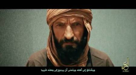 Al-Qaida, mali, mali extremist, mali hostage video, al qaida hostage video, indian express, world news