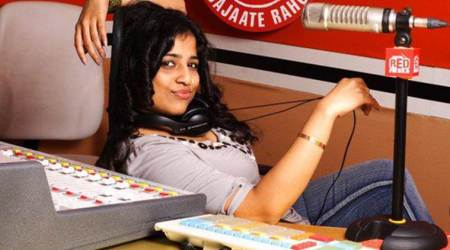 Shiv Sena corporators seek action against RJ Malishka for poking fun at BMC