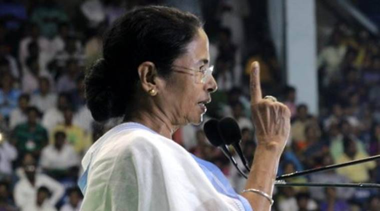 mamata banerjee, martyrs day rally, mamata banerjee rally, tmc rally, kolkata rally today, mamata banerjee bjp, india news, kolkata news, indian express news