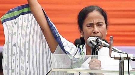 BJP ridicules Mamata Banerjee's call to 'oust' it from India