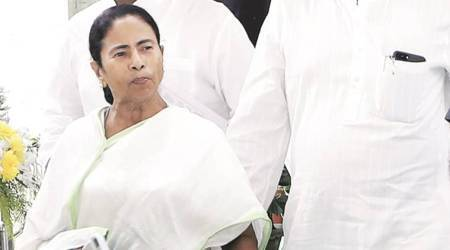 Mamata Banerjee briefs Rajnath Singh about Darjeeling unrest, West Bengal floods