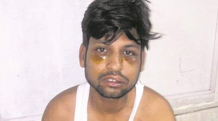 cattle thief, cow protection, cow vigilate, man assaulted, man beaten, indian express news, india news, delhi news