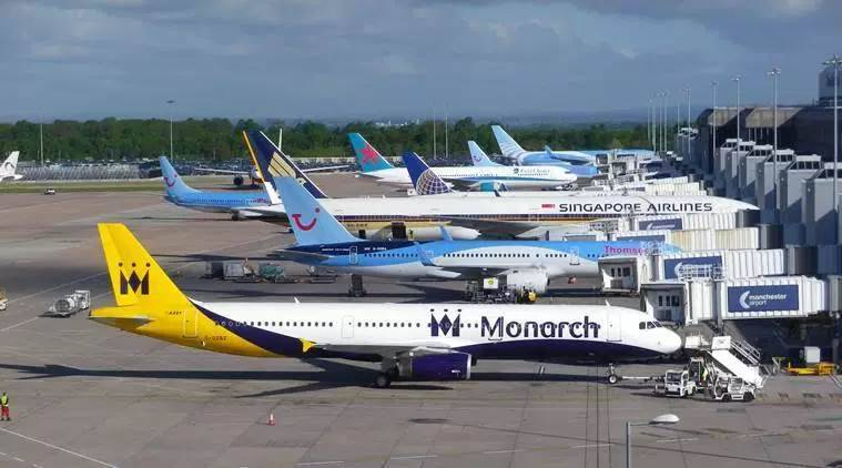 Manchester airport reopening terminal 3 after bomb squad declares no threat