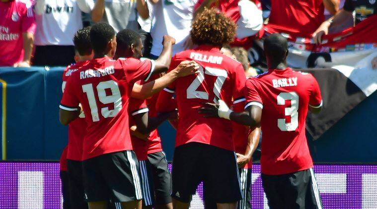 Manchester United, Real Madrid, Indian Express