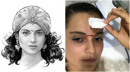 Kangana Ranaut now stable after sustaining injury on the sets of Manikarnika The Queen of Jhansi