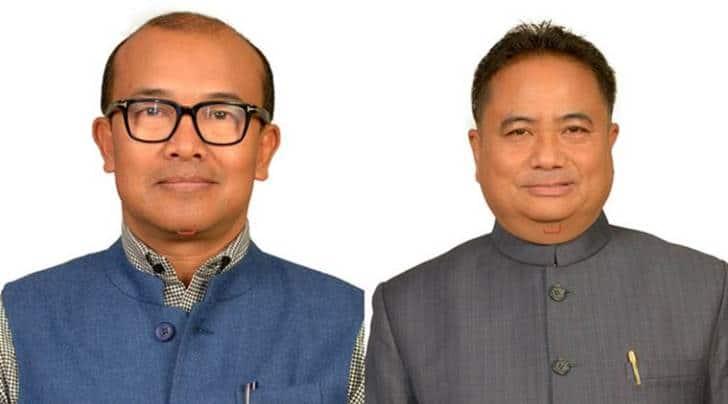 manipur bjp, congress mlas join bjp, manipur govt, manipur congress mlas, Kshetrimayum Biren Singh,Paonam Brojen, india news