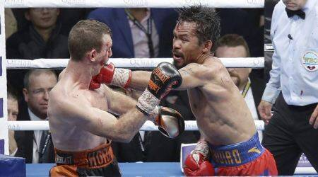 Manny Pacquiao, Jeff Horn, Indian Express