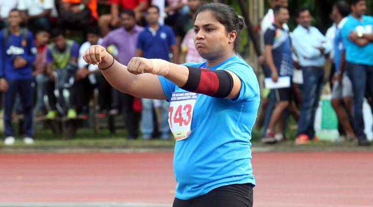 Manpreet Kaur who won shot-put gold fails dope test