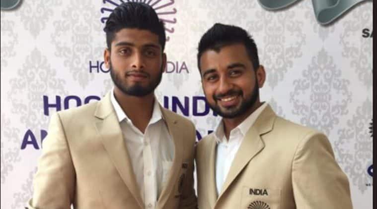 Roelant Oltmans, Manpreet Singh, Ramandeep Singh, World League Semifinal