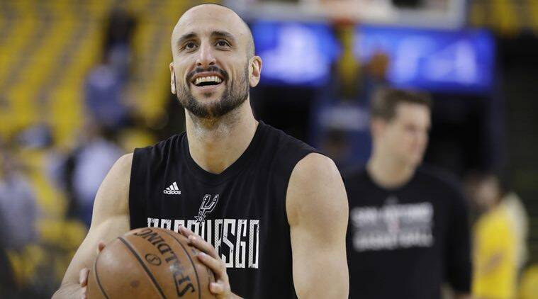 Manu Ginobili, Spurs, Indian Express