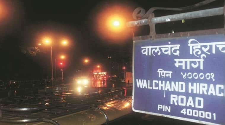Walchand Hirachand Marg Mumbai, Walchand Hirachand Doshi, Roads of Mumbai, Indian Express News