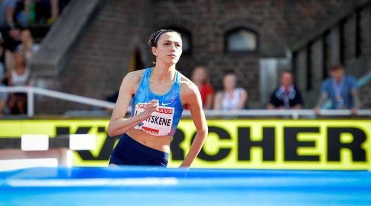 Field World Championships, IAAF, Maria Lasitskene, Sergie Shubenkov, Elena Orlova, Athletics news, sports news, indian express