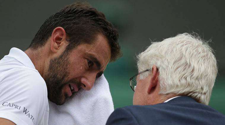 Cilic books place in maiden Wimbledon final