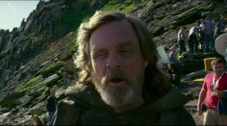 Star Wars: The Last Jedi behind the scenes footage released. Watchvideo
