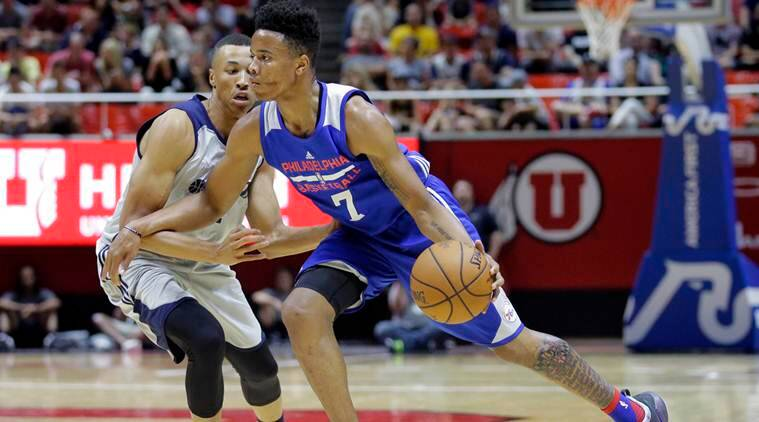 Philadelphia 76ers, Markelle Fultz, Summer League, Golden State Warriors, Las Vegas