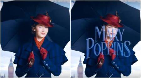 Mary Poppins Returns Teaser: Emily Blunt as nanny looks 'practically perfect from head to toe'