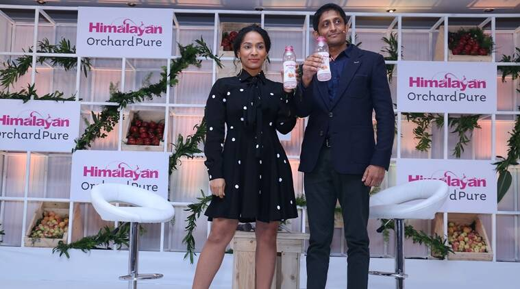 Masaba Gupta, Masaba Gupta designs, Masaba Gupta recent fashion show, Masaba Gupta New line, Indian Express, Indian Express News