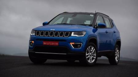 Made in India Jeep Compass priced Rs 14.95 lakh onwards