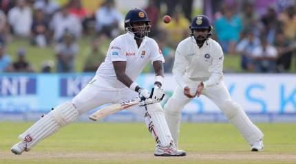 India vs Sri Lanka Live Score 1st Test Day 3
