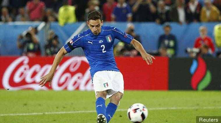 Mattia de Sciglio 'very excited' over Juventus move