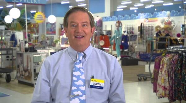 mark mckinney, mark mckinney superstore, mark mckinney photos