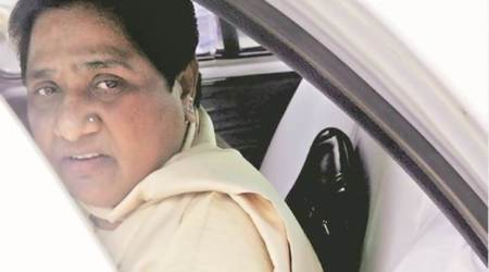 BJP's 'greed for power' is putting democracy at risk: Mayawati