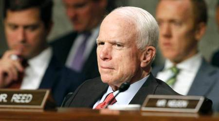US Senate delays healthcare vote as John McCain recovers from surgery