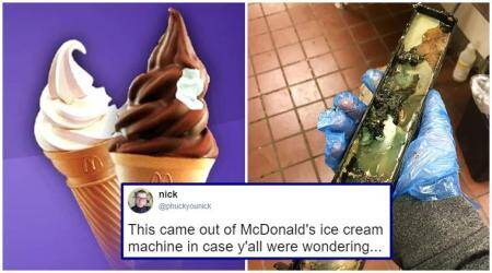 A McDonald's ex-worker shares the 'dirty reality' of ice cream machines