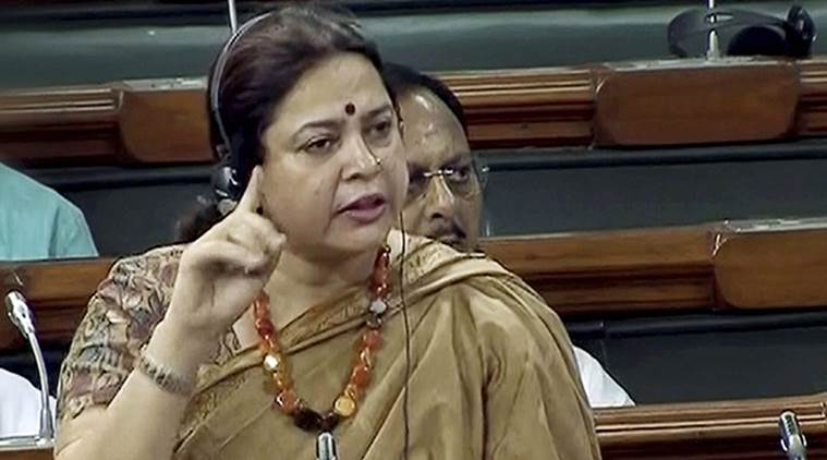 BJP MP Meenakshi Lekhi, Meenakshi Lekhi, cow urine, cow urine medicine, BJP, India, Indian Express news