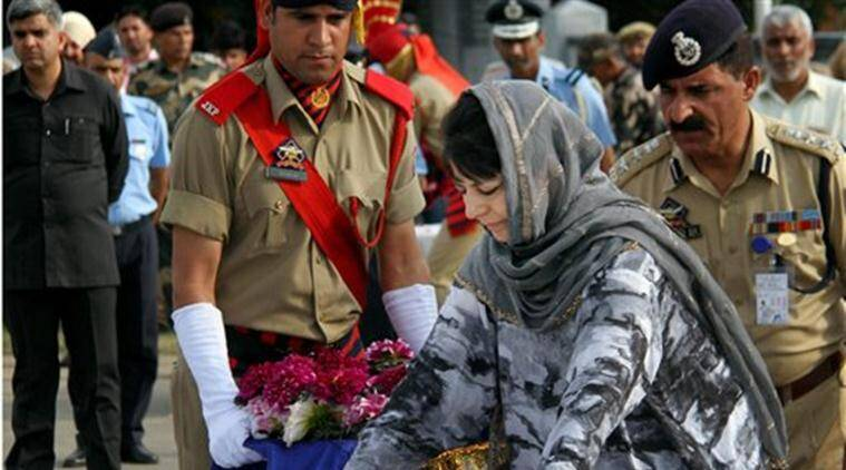 Amarnath Attack, Amarnath Terrorist Attack, Jammu and Kashmir CM, Mehbooba Mufti, Mehbooba Mufti Amarnath Attack, Jammu and Kashmir CM Amarnath Attack, India News, Indian Express, Indian Express News
