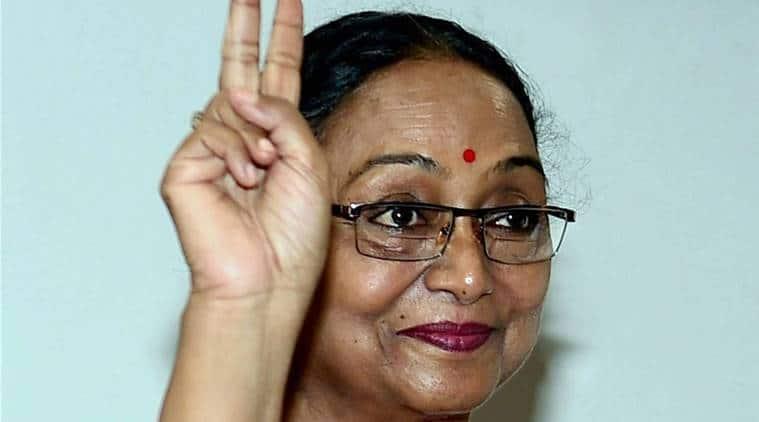 Presidential Election, Meira Kumar, Kovind, TMC, CPI(M), BJP, Congress, India News, Indian Express, Indian Express News