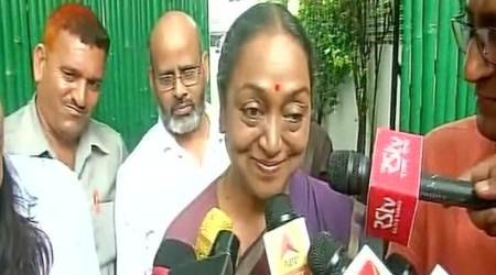 Presidential election 2017: Great belief in ideology, inner voice of conscience, says Meira Kumar