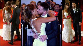 Lionel Messi Gets Married In Hometown Inside Pics Who S Who Attended The Indian Express Page 9