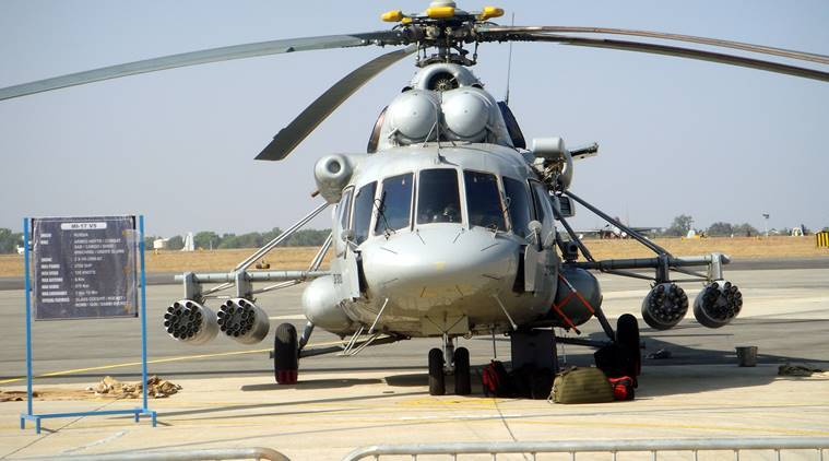 mi17, mi-17v-5, india russia defence deals, india russia defence ties, india military helicopters, Rosoboronexport, Alexander Mikheev