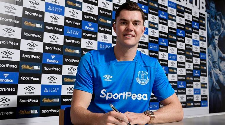 Michael Keane explains decision to join Everton after completing summer transfer