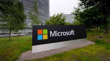 microsoft, employee lay off, job cut, downsizing, sales team, cloud focus, ms corp, it layoffs, tech news, indian express
