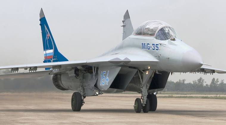 what is mig-35, mig-35 airplane, mig-35 russia, russia mig-35 airplane, india news