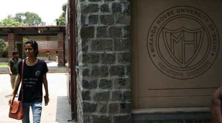 DU admission 2017: NCWEB second cut-off out, Miranda House demands 88% for B Com