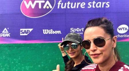 Still need a big jump in women's tennis, says Sania Mirza