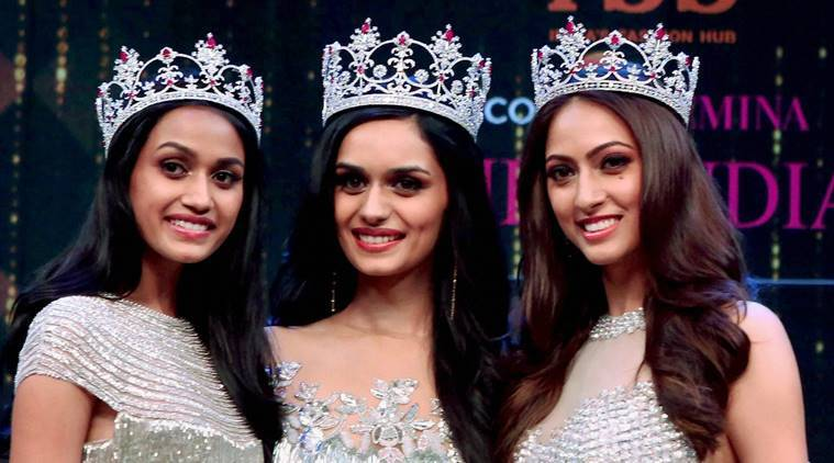 Priyanka Kumari, Miss India 2017 second runner-up, Miss India runner-up, Miss India 2017
